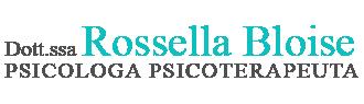 Rossella Bloise Psicologa Psicoterapeuta